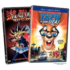Yu Gi Oh! The Movie (Full Screen Edition) / Kangaroo Jack