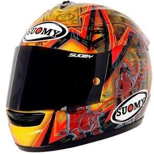 Suomy Excel Wall Street Helmet   2X Large/Wall Street Automotive