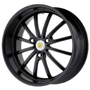 Genius Wheel Darwin Matte Black Wheel (15x5.5/3x112mm