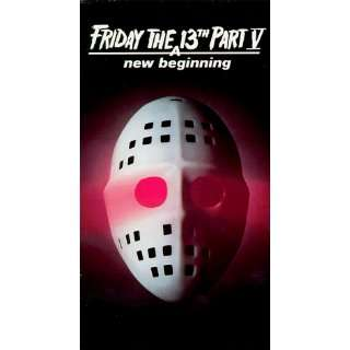 Friday the 13th 5 [VHS] Melanie Kinnaman, John Shepherd