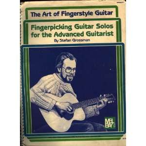 Fingerpicking Guitar Solos for the Advanced Guitarist (The