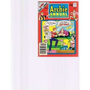 Archie Annual Comics Digest Magazine No. 43 (The Archie