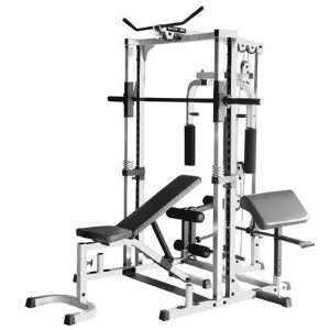 Multisports Deluxe Smith Machine Muscle System DSM Sports
