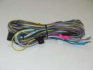 Kenwood KVT 617DVD,KVT 627DVD,KVT 647DVD Power Cable