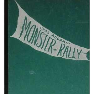 Chas Addams Monster Rally: Chas Addams, Cartoons: Books