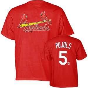 Albert Pujols MLB Saint Louis Cardinals Youth Player Name