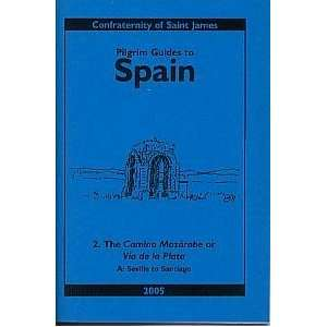 Pt. A (Pilgrim Guides to Spain) (9781870585859): Alison Raju: Books