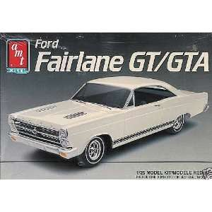 1966 Ford Fairlane GT/GTA AMT Ertl 1/25 Model Kit