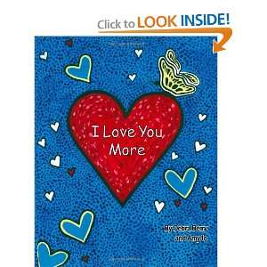 Love You More (9780979672651): Ms Debra Berry, Amy Jo Zabavski: Books