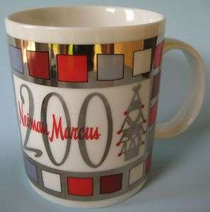 2001 Christmas 1 Coffee Mug Cup Holiday 200 White Nice