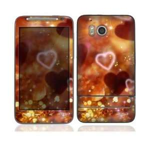 Love Love Love Protective Skin Cover Decal Sticker for HTC Thunderbolt
