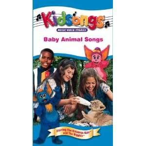 Baby Animal Songs [VHS] The Kidsongs Kids, Bruce Gowers Movies & TV