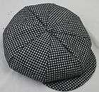VINTAGE 1920s 1930s STYLE NEWSBOY CAP HAT ZASU CAPS s