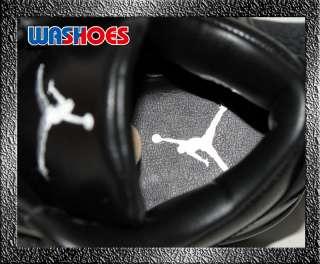 Air Jordan Retro III 3 FLIP Black Metallic Silver Noir US 8~12 11 9 8