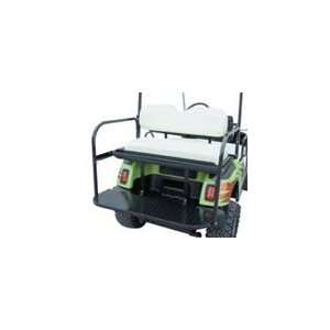 Yamaha G14   G22 Golf Cart Rear Flip Flop Seat Kit   Color IVORY