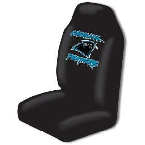 Panthers NFL Football Universal Bucket Car Truck SUV Seat Cover