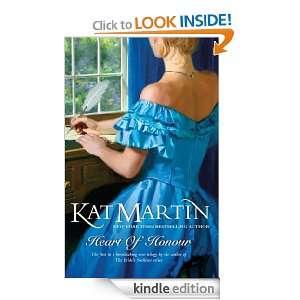 Heart Of Honour Kat Martin  Kindle Store