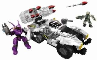 Mega Bloks UNSC Arctic Wolverine Toys & Games