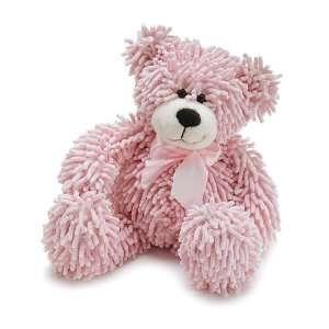 New Baby Girl Plush Bear 14 Pink Loop Fur Soft Toys