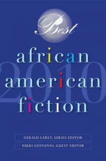 Best African American Fiction 2010 by Nikki Giovanni