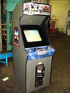 Bad Dudes vs dragon ninja arcade video game Data East