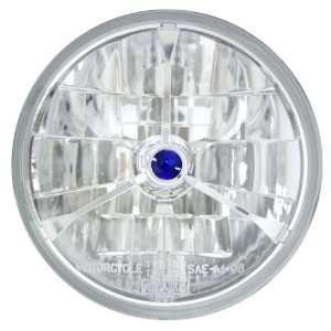Adjure T70300 7 Diamond Cut Trillient Blue Dot Tri Bar