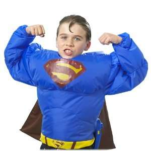 Superman Returns: Superman Inflatable Suit: Toys & Games