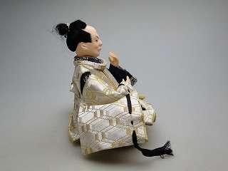 Vintage Japanese Hina Doll