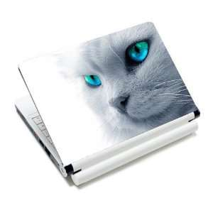 Cute Kitty Cat Laptop Notebook Protective Skin Cover Sticker Decal
