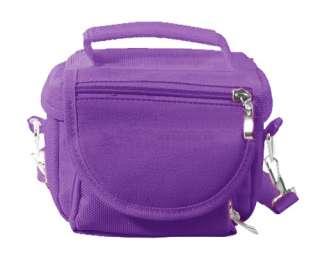NEW PURPLE TRAVEL CARRY CASE COVER BAG FOR NINTENDO DS LITE /DSi/ DSi