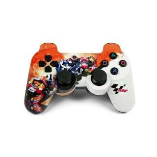 Moto GP Wireless Bluetooth Controller (PS3) by Indeca ( Accessory