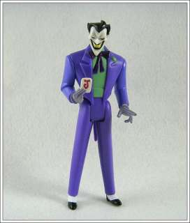 DC SUPERMAN BATMAN JUSTICE LEAGUE THE JOKER FIGURE TOY