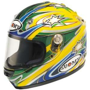 Suomy Vandal Bayliss X Small Full Face Helmet Automotive