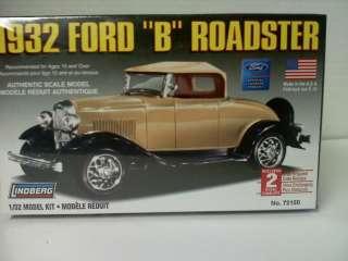 1932 FORD B ROADSTER MODEL KIT