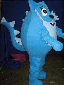 Yo Gabba Gabba Toodee Mascot Costume Adult Character Costume