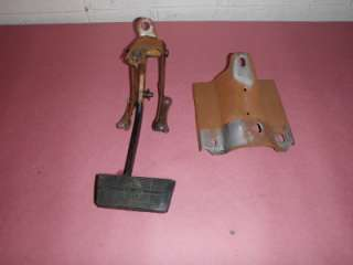 1980 1990 Chevy Caprice Impala Power Brake Pedal Assembly Automatic