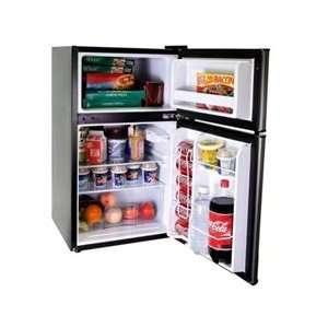 Haier Compact 2 Door Refrigerator / Freezer   3.3 cu. ft