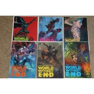 World Without End 1 6 Complete Story: John Higgins: Books