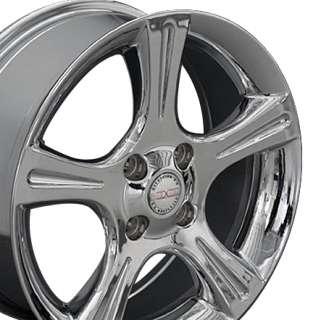 17 Rim Fits Nissan Chrome Altima Wheel 17 x 7