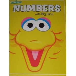 with Big Bird Sesame Workship 9781599229782  Books