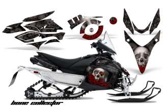 AMR RACING SNOWMOBILE DECAL SLED GRAPHIC KIT YAMAHA PHAZER RTX GT MTX