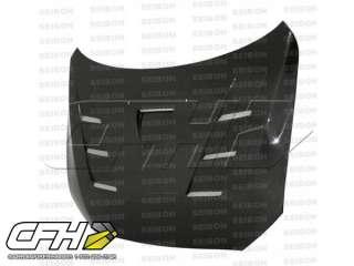 Seibon Carbon Fiber Ts style HOOD Kit Fits Body Mitsubishi Lancer Evo