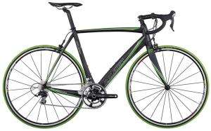 2011 RALEIGH COMPETITION FULL CARBON 105 ROAD BIKE 54CM $2,600