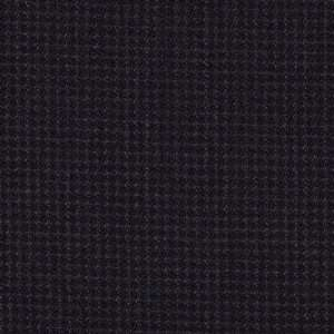 58 Wide Wool Suiting Checks Blue/Green Fabric By The
