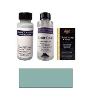 2 Oz. Medium Jade Metallic Paint Bottle Kit for 1979 Ford
