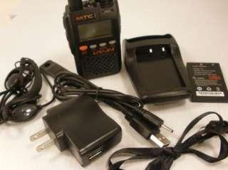 MTC UV X4 Dual Band Pocket Portable HT Baofeng USA Texas Seller ham