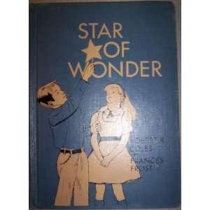 Star of wonder Robert Reed Coles  Books