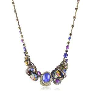 Sorrelli Aurora Sky Multi Crystal Aquatic Inspired Gold