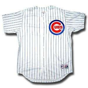 Chicago Cubs MLB Replica Team Jersey (Home) (3X Large)
