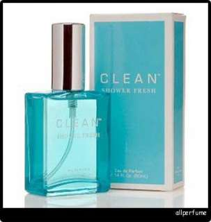 SHOWER FRESH CLEAN 2.14 oz 60 ml edp Perfume New In Box